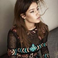 Adele Exarchopoulos, kolczyk 'Magic Triangle'